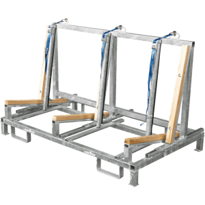 WEHA Adjustable Transport Pallet