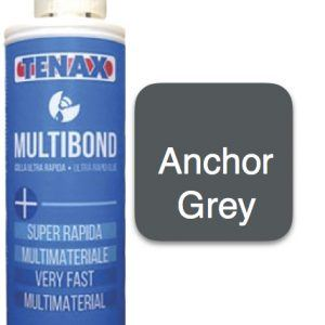 Multibond Cartridge Glue - Anchor Grey
