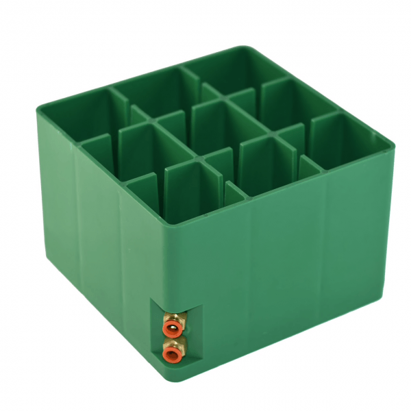 PLASTIC REPLACEMENT BOX (200x200x150)