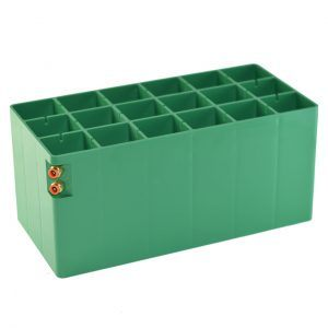 PLASTIC REPLACEMENT BOX (200x400x200)